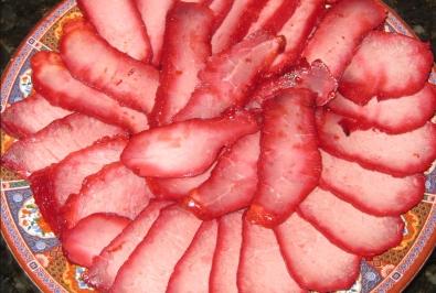 1. B.B.Q. Pork