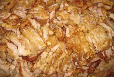 2. Chinese Chicken Salad