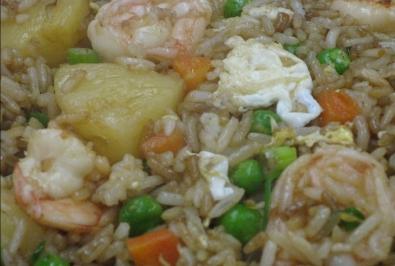 118. Pineapple Fried Rice