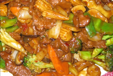 55. Szechuan Beef