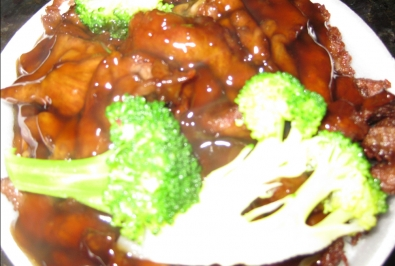 134. Teriyaki Beef Rice Bowl