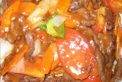 58. Tomato Beef