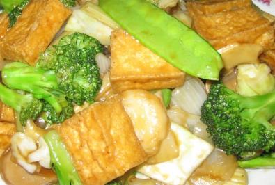 126. Vegetable Tofu